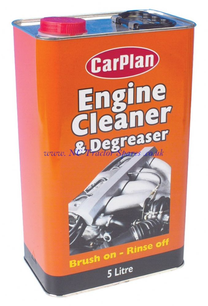 Engine Cleaner and Degreaser 5 Ltr